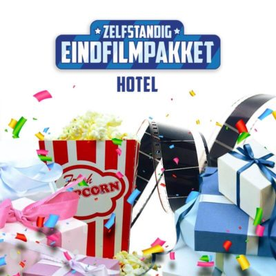 Products Zelfstandigeindfilmpakket hotel