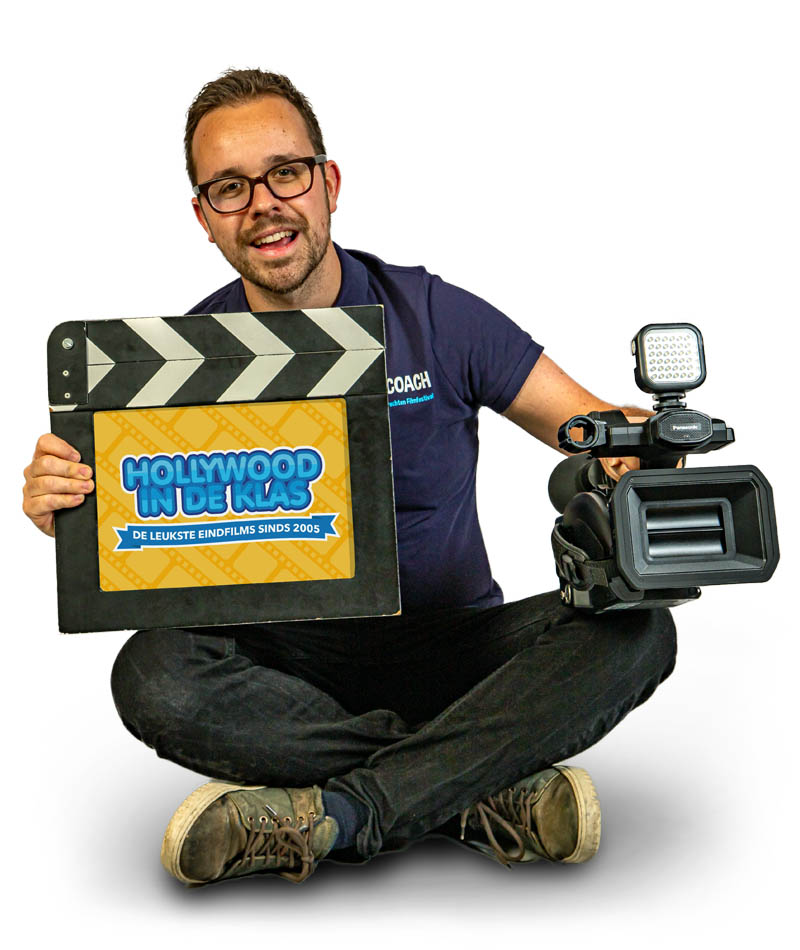 Freek Filmcoach eindfilm groep 8