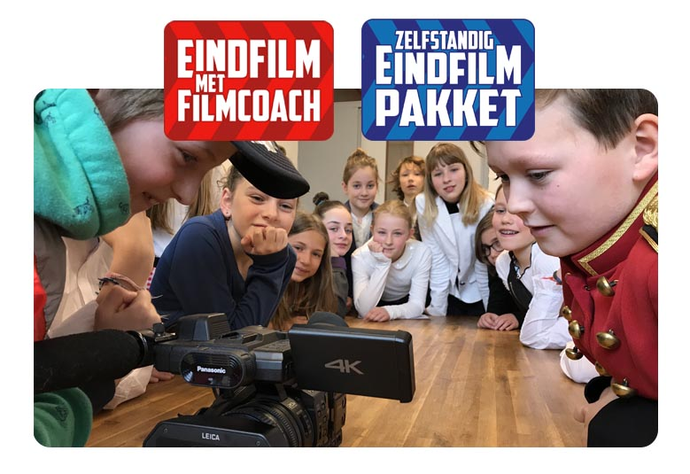 Groep 8 film filmscript de v-factor midden