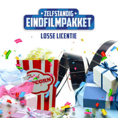 Losse Licentie eindfilm musical groep 8
