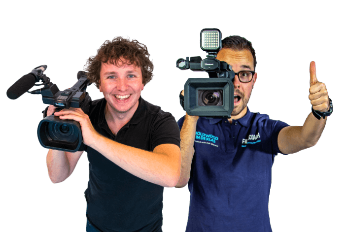 hollywood in de klas eindfilm met filmcoach banner header