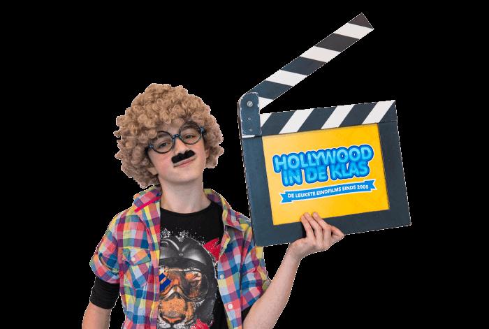 hollywood in de klas eindfilm groep 8 over ons banner header filmklapper